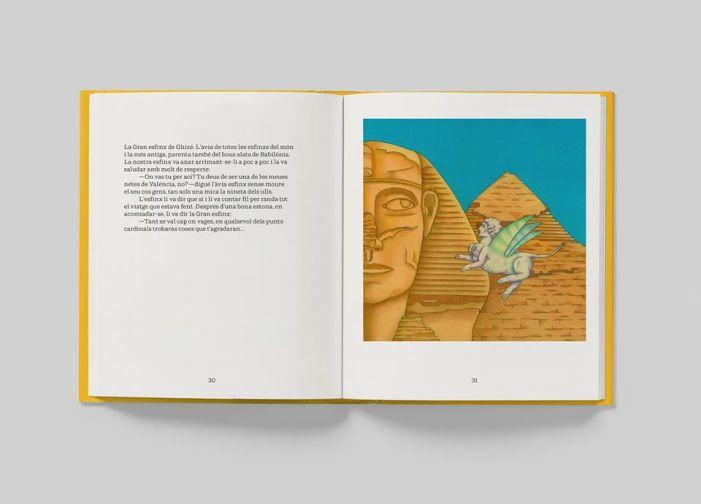 Verdú torna a la Casa de la Cultura d'Alzira amb El viatge de l'esfinx