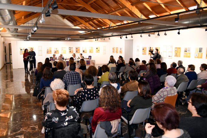 Vetlada poètica per a inaugurar l'exposició 'Pioneres del feminisme a Espanya'