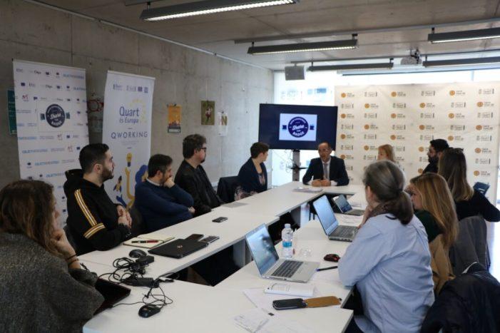 L'Ajuntament de Quart de Poblet participa en la disseminació del projecte europeu Share The Badge.