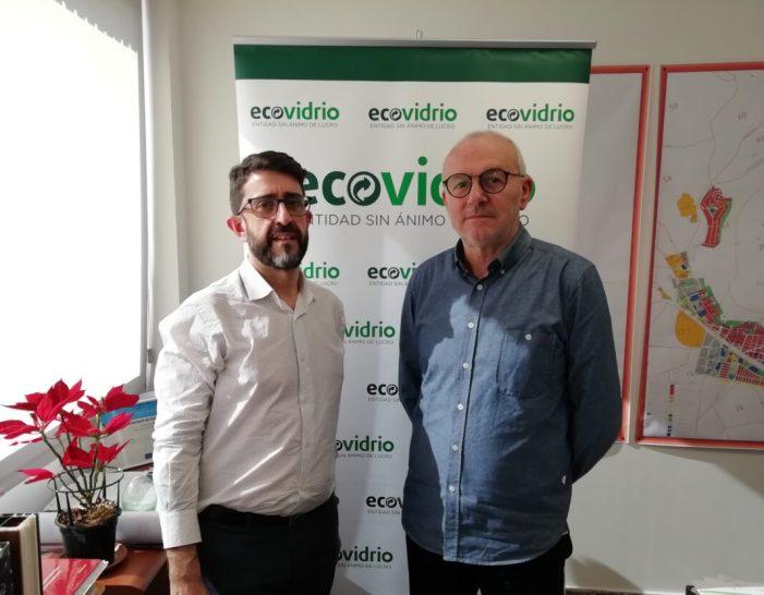 L'Ajuntament i Ecovidrio fomenten el reciclatge d'envasos de vidre durant les Falles 2020