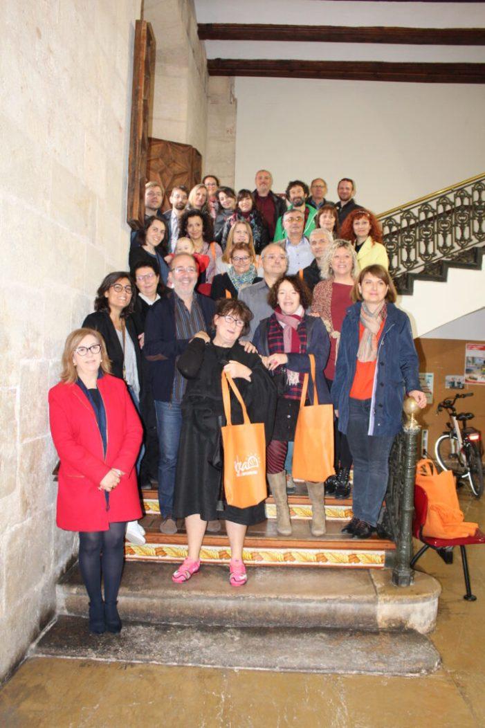 Alzira rep els participants del projecte europeu VET UP per a l'excel·lència en la FP