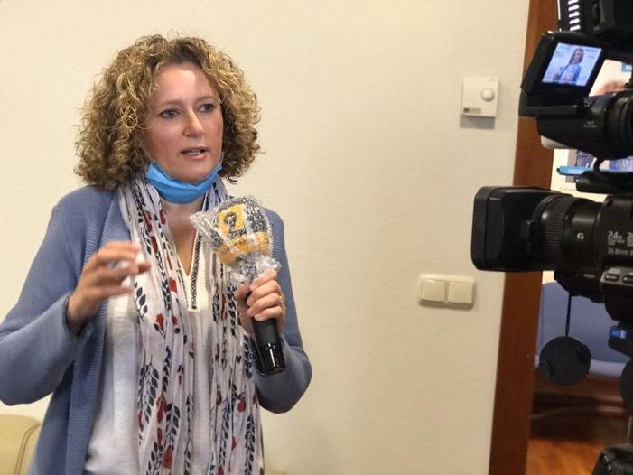 """La portaveu del PP a Torrent, Amparo Folgado: """"no és el moment de repartir-se butaques i sous entre el PSOE i Ciutadans"""""""