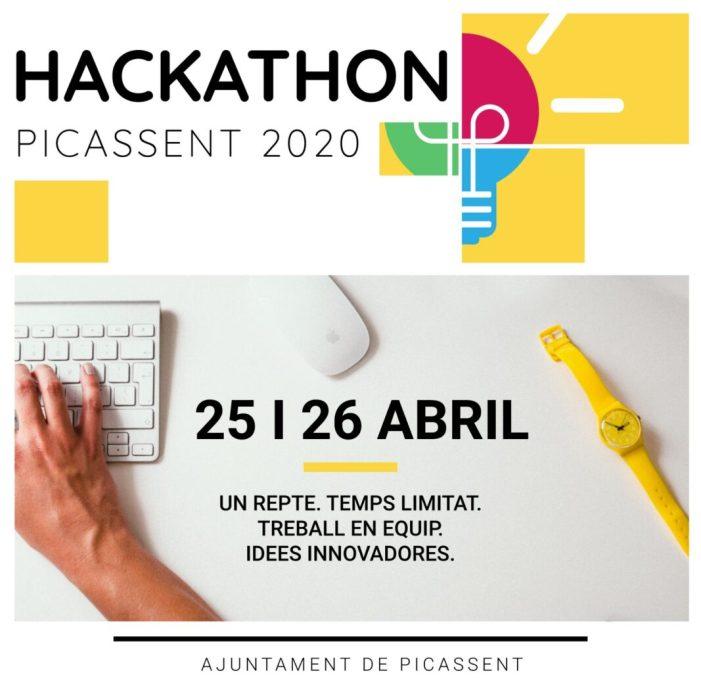 Talent, innovació i col·laboració al Hackathon Picassent per fer front al Covid19