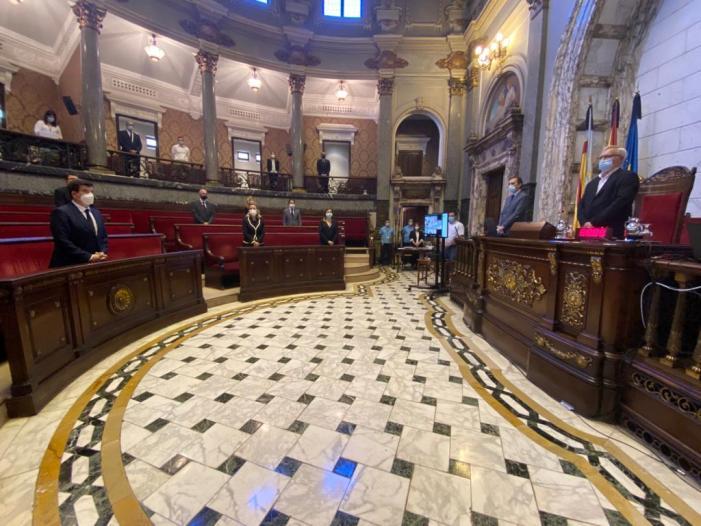 El Ple ha apel·lat en el dia de hui a treballar en el marc del Pla de Reconstrucció per a la ciutat de València