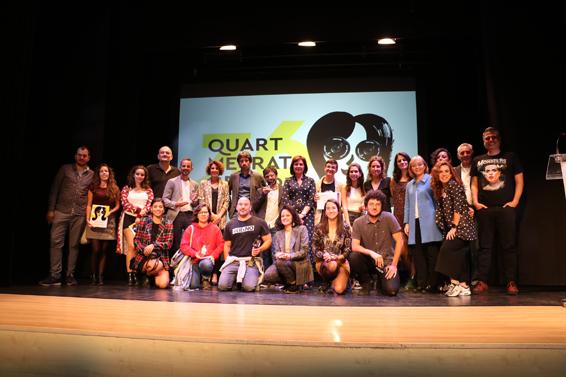 Arranca una nova edició del festival de curts Quartmetratges a Quart de Poblet