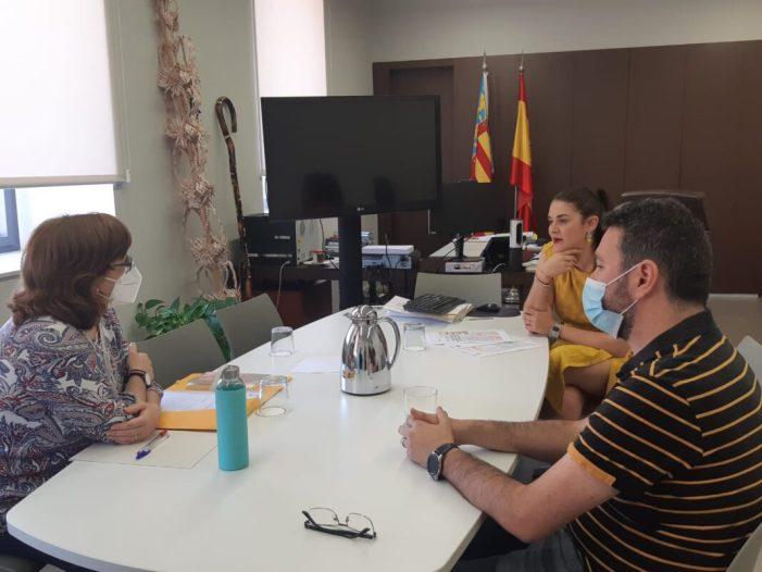 Mireia Mollà impulsa la creació d'un equip de treball dedicat al càlcul de costos de producció agrària amb la finalitat de garantir preus justos per a les persones agricultores