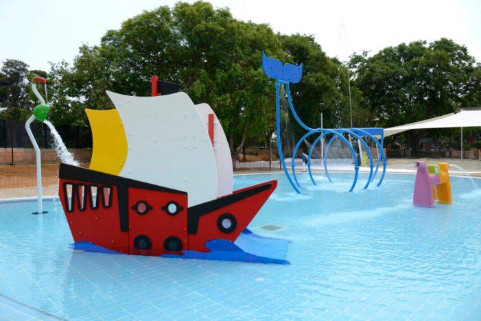 La Regidoria de Joventut i Esports de Paiporta treballa per a obrir la piscina lúdica d'estiu a meitat de juliol