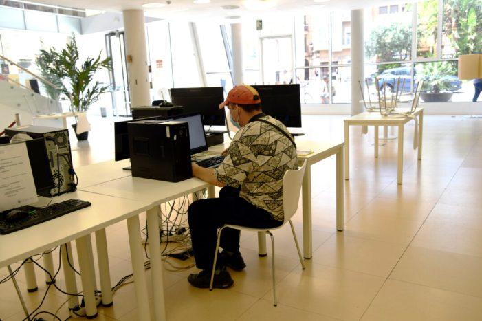 La Biblioteca Pública de Paiporta reprén la nova normalitat