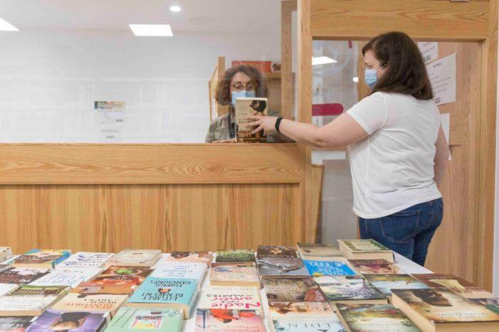 La Biblioteca Municipal i la sala d'estudi de Picassent reobrin les seues instal·lacions a la Casa de Cultura