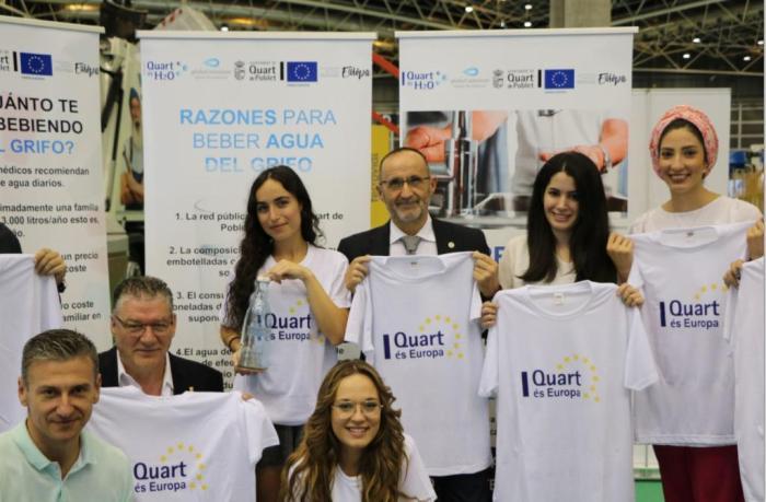 Quart de Poblet presenta set projectes europeus davant la Comissió Europea durant el confinament