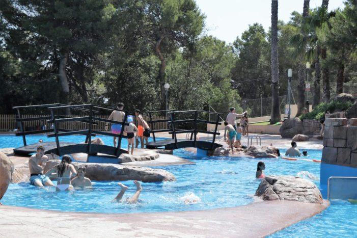 El parc aquàtic Parc Vedat de Torrent reobrirà l'1 de juliol complint amb totes les mesures sanitàries de prevenció del COVID-19