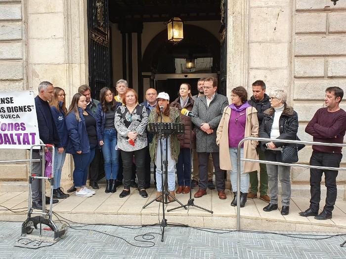 Sueca entra a formar part de la Xarxa de Municipis Protegits contra la Violència de Gènere
