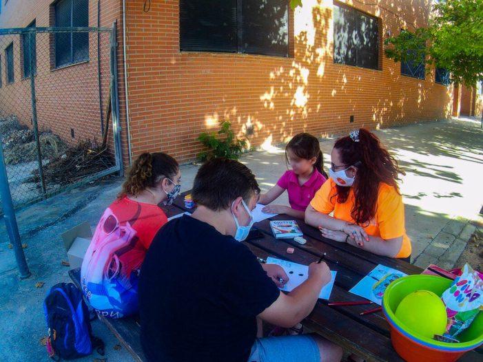 Alfafar inicia els tallers educatius per a xiquets i xiquetes amb necessitats educatives especials