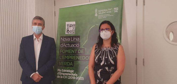 Economia introdueix l'emprenedoria verda com a nova línia d'actuació en la lluita contra el canvi climàtic i l'impacte econòmic de la COVID-19
