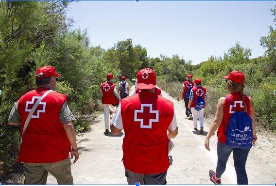 Creu Roja inicia la campanya de prevenció d'incendis forestals a la Devesa-Albufera