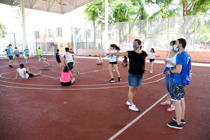 Comença el Campus d'Estiu de Paiporta