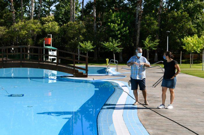 La piscina d'estiu de Paiporta obri aquest divendres amb reserva preferent per al veïnat del poble