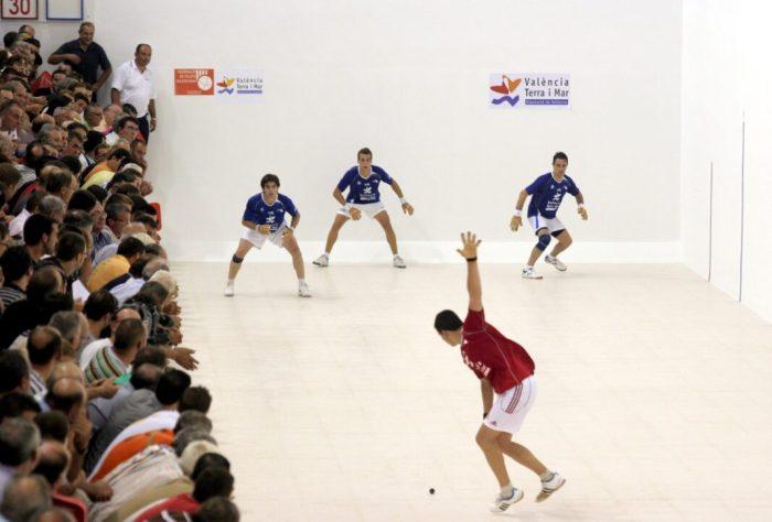 El Trofeu Generalitat Valenciana de raspall comença este dijous a Castelló de Rugat