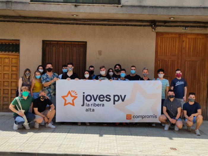 Es constitueix a Benifaió el col·lectiu de Joves del País Valencià – Compromís Ribera Alta