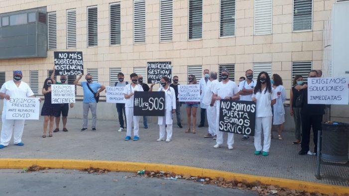 Manifest dels metges d'urgències de l'Hospital Universitari de la Ribera