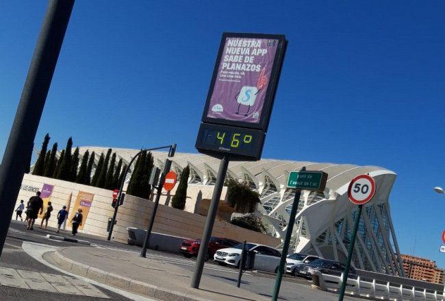Sanitat activa l'alerta sanitària per calor alta en onze comarques de la Comunitat Valenciana