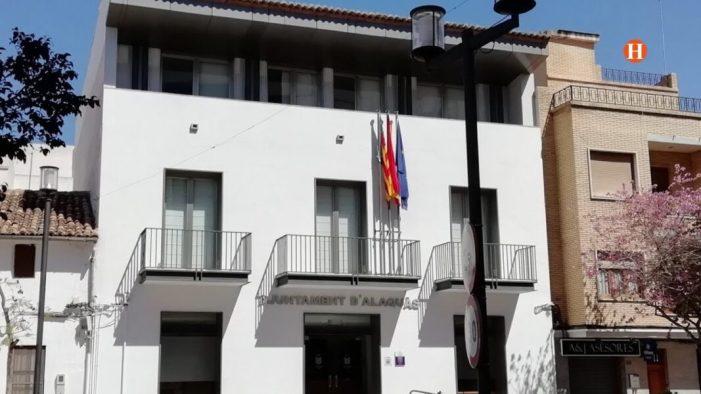 L'Ajuntament d'Alaquàs crea una aplicació pròpia per a la reserva d'espais i pagament d'entrades per a les diferents instal·lacions municipals
