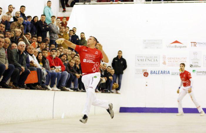 Queden configurats els equips de les Copes Diputació de València – Caixa Popular