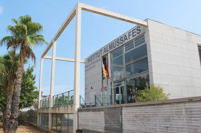 L'IES Almussafes amplia la seua oferta de formació professional