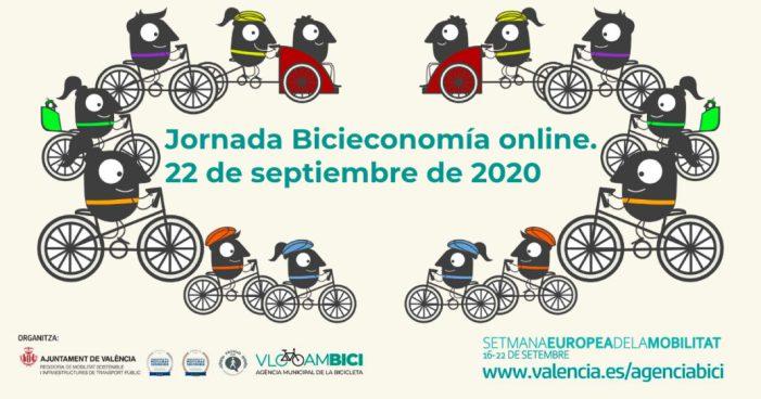 L'Agenda municipal de la bicicleta de València dona a conéixer estudis que afirmen que «la mobilitat sostenible afavoreix al sector econòmic»