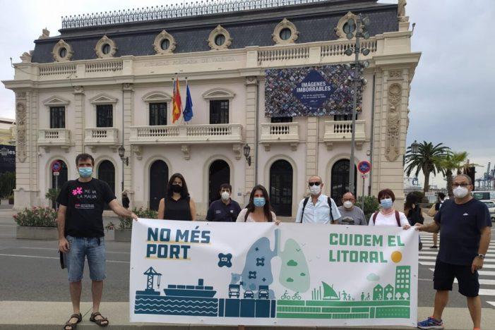 Un transport marítim sostenible a València significa no ampliar el port