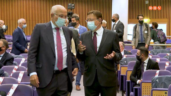 Ximo Puig demana 'unitat, determinació i treball' i 'una mirada àmplia i sense partidismes' per a superar la crisi causada pel coronavirus