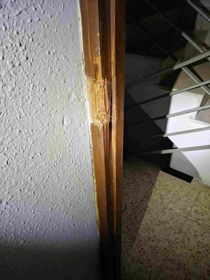 La Policia Local evita diverses ocupacions de vivendes a Alzira