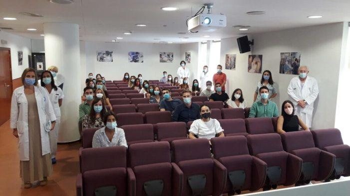 El Departament de Salut de la Ribera dona la benvinguda als seus 30 nous residents