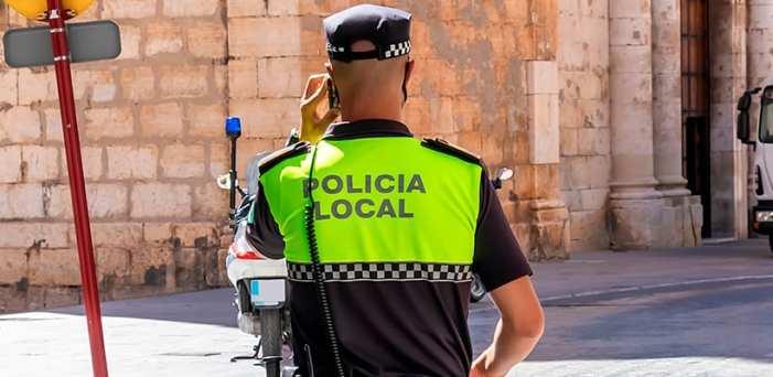 La Policia Local dAlzira deté un home per atacar i agredir sexualment una dona