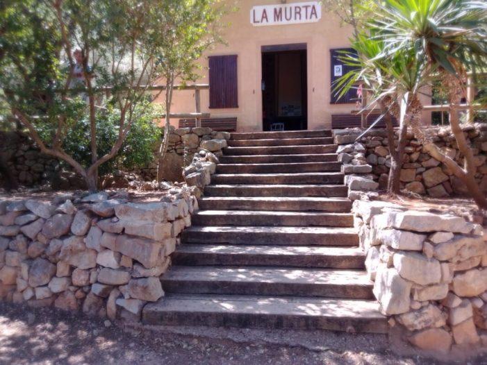 Alzira activa la reserva prèvia per a visitar la Murta