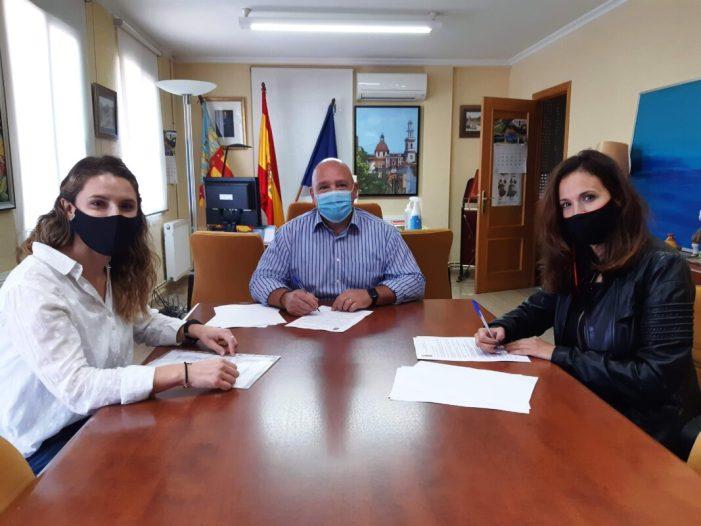 L'Ajuntament de Turís destina 95.000 euros per a l'equipament informàtic del CEIP Joaquín Muñoz