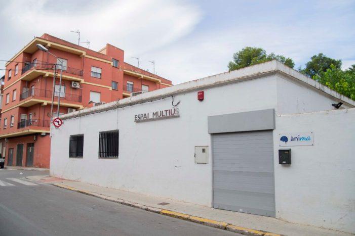 Alberic cedeix la Sala Multiusos a l'ambulatori per a facilitar la campanya de vacunació de la grip