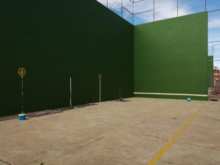 La Regidoria d'Esports d'Alzira condiciona diversos espais en instal·lacions municipals