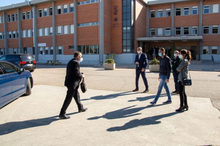 El CIPFP de Mislata, referent en la Formació Professional de la Comunitat Valenciana