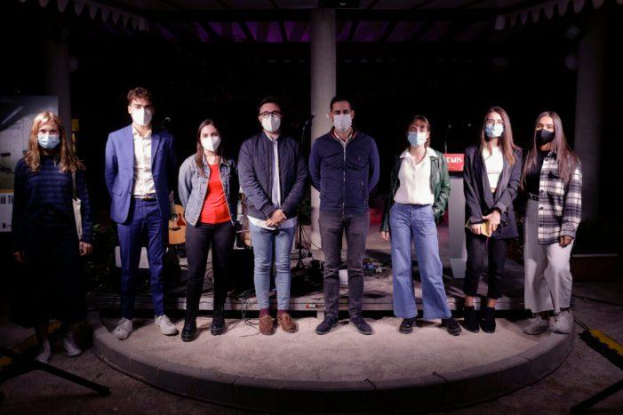 Mislata premia la creativitat literària de sis joves valencians