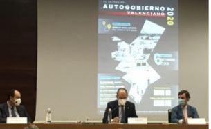 """El Consell Valencià de Col·legis d'Advocats, i L'Associació de Juristes Valencians celebren el """"Debat sobre l'Estat de l'Autogovern 2020"""""""