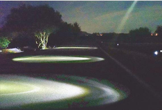 Més Compromís per Algemesí proposa il·luminar de forma sostenible el camí a La Xopera