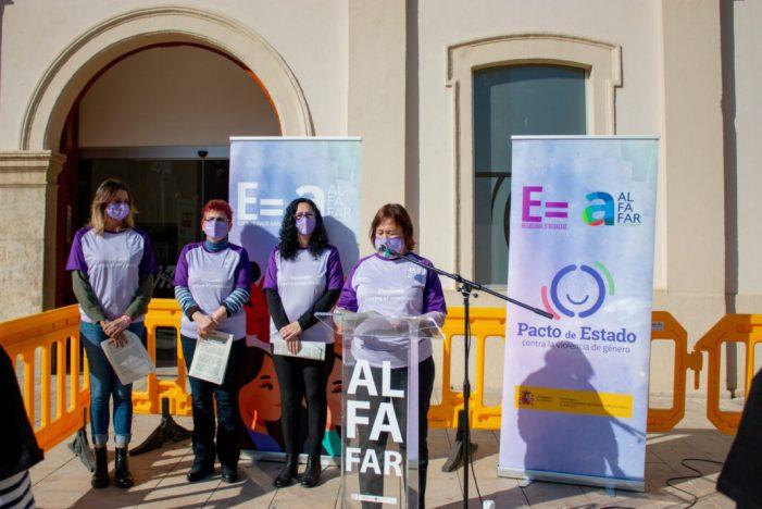 Alfafar diu no a la violència contra les dones