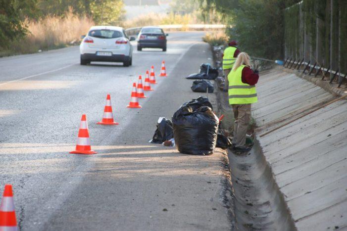 L'Ajuntament d'Alaquàs realitza la neteja i manteniment de les cunetes i altres infraestructures de recollida d'aigües pluvials