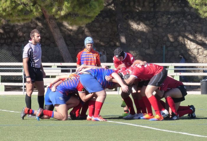 Rugby: Els equips Inter Rugby Club Alzira tornen a competir