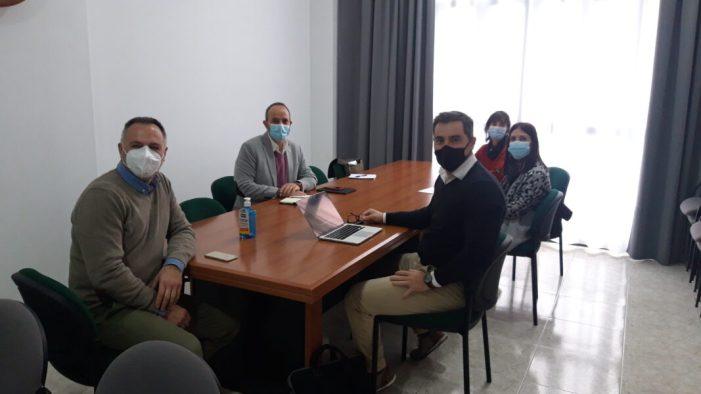 La Diputació col·laborarà en el nou projecte de creació d'ocupació de L'Ènova