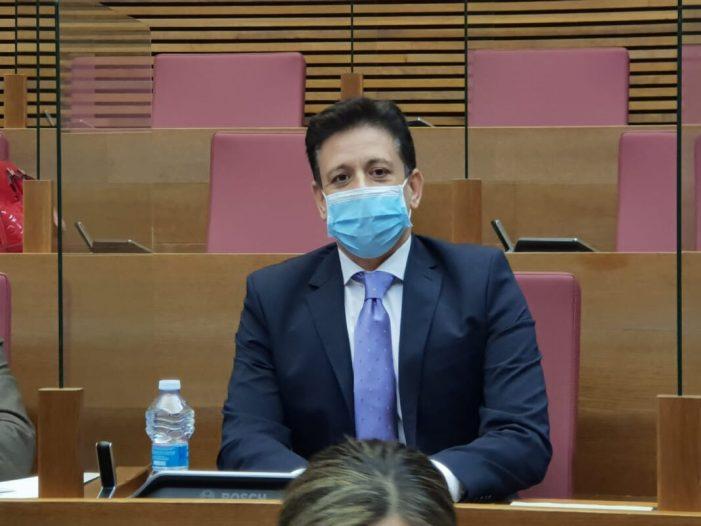El PPCV exigeix a Puig un pla urgent amb els 24 departaments de salut després del repunt del Covid i reclama la reunió extraordinària de la comissió de Sanitat
