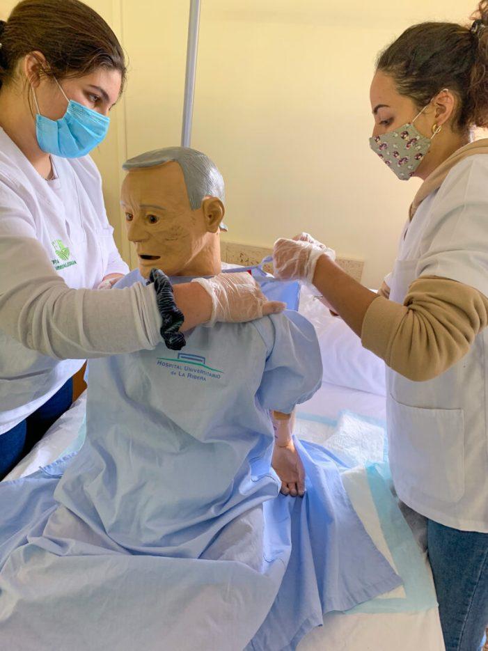 La EFA Torrealedua de Llombai especialitza al seu alumnat sanitari contra la pandèmia de la COVID-19