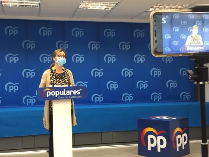 """Bastidas afirma que """"2020 ha sigut un any nefast en les residències"""" i demana """"transparència"""" en el pla de vacunació"""