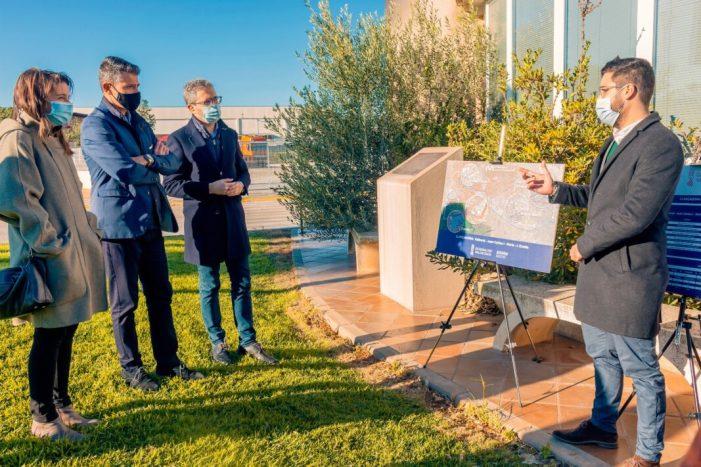 Les àrees industrials d'Almussafes avancen en sostenibilitat amb el nou servei de transport públic impulsat per la Generalitat